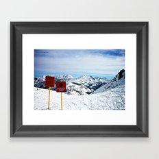 Experts Only Framed Art Print