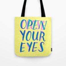 Abre/Cierra Tote Bag