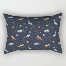 Astrosaurs Rectangular Pillow