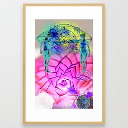 Fibonacci Part 1.1 Framed Art Print
