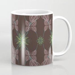 STRINGY FLORAL Coffee Mug