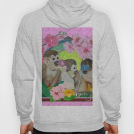 wise monkeys 3.0 Hoody