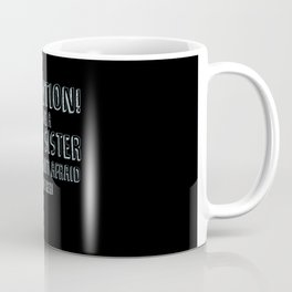 Crazy Sister Big Brother Coffee Mug