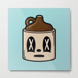 The Jug Metal Print