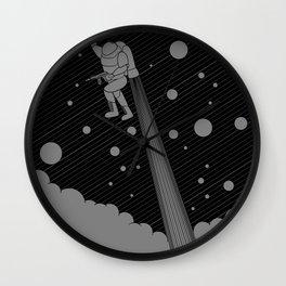 Mission: Shooting Star Wall Clock