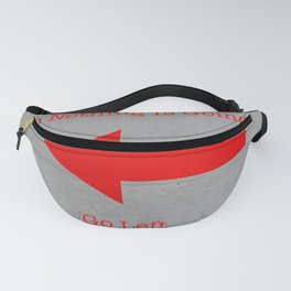 Choices Fanny Pack