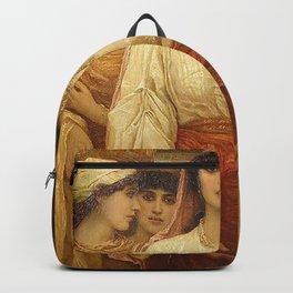 Queen Esther - Kate Gardiner Hastings Backpack