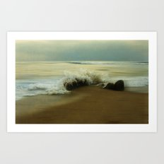The Sea of Life Art Print