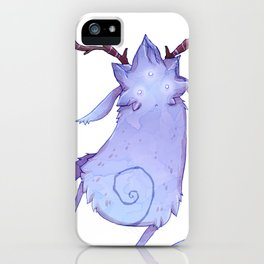Real Monsters- Borderline iPhone Case