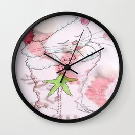 """ Dream Big "" Wall Clock"