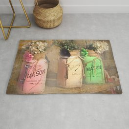 Repurposed Rug
