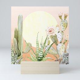 Desert Days Mini Art Print