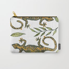 Lady Gecko Carry-All Pouch