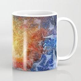 Visages Coffee Mug