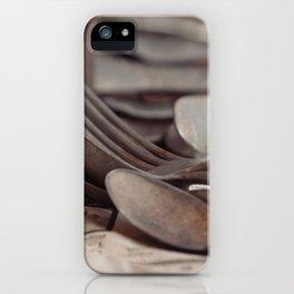SPOONS II iPhone Case