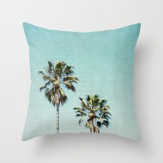 Two For the Sun Throw Pillow