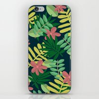 plants iPhone & iPod Skins featuring plants by Strange Creatures