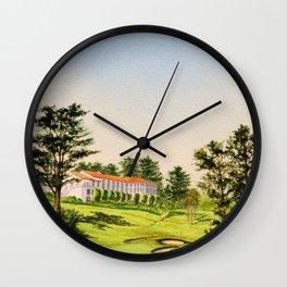Olympic Golf Club 18th Hole Wall Clock