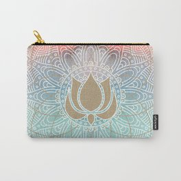 Yoga Lotus Carry-All Pouch