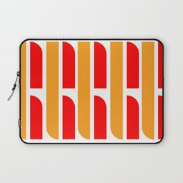 Bauhaus Font art: Joschmi & Xants Laptop Sleeve