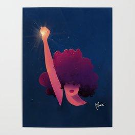 Black Girls are Magic Poster