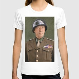 General George Patton T-shirt