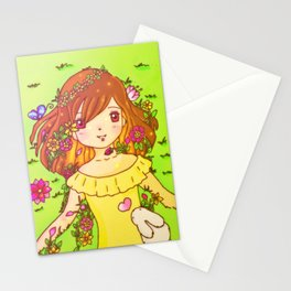 Peace in my heart Stationery Cards