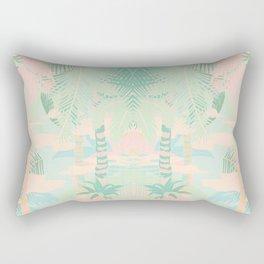 TROPICAL THEME Rectangular Pillow