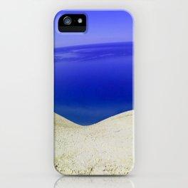 Cliff Hangers iPhone Case