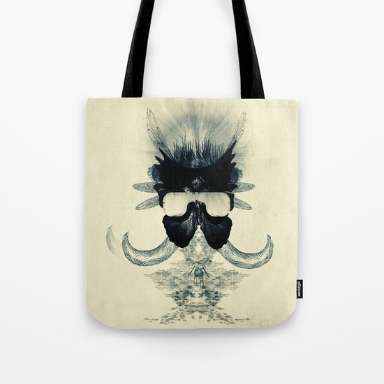 A black angel from Aksoum Tote Bag