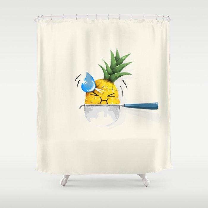 Piña Colada Shower Curtain