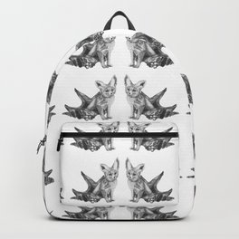 Combinations #4 - Fox / Hermit Crab Backpack