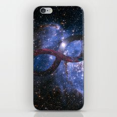 Infinty and Beyond iPhone Skin