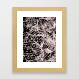 Vuelvo a mí XV Framed Art Print
