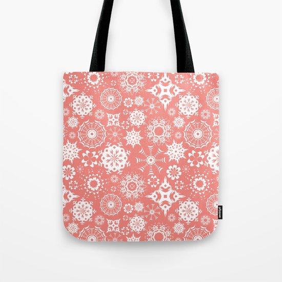 Dia en rosa Tote Bag