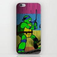 leonardo iPhone & iPod Skins featuring Leonardo  by art_of_sky