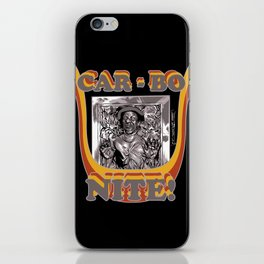 CarBoNite! iPhone Skin