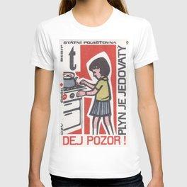 czech t T-shirt