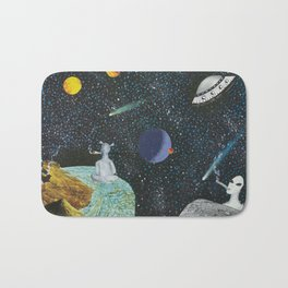 Nothingness is Everything Bath Mat