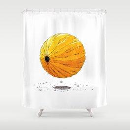 Une graine Shower Curtain
