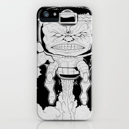 Mental Organism Designed Only for Killing iPhone Case