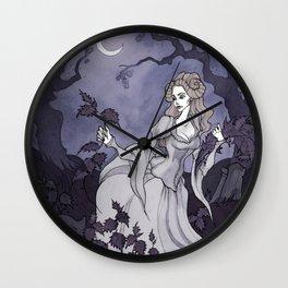 The Wild Swans (Eliza) Wall Clock