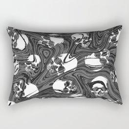 Skull spirit Rectangular Pillow