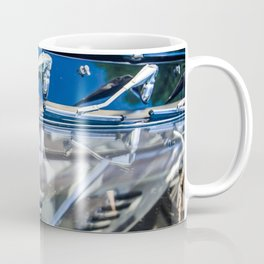 Blue car detail Coffee Mug