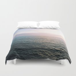 I Sea You Duvet Cover