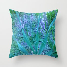 Oblivous Throw Pillow