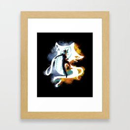 THE LEGEND OF KORRA Framed Art Print