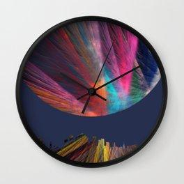 Luna1 Wall Clock