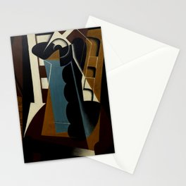"""Juan Gris """"Nature Morte sur une Chaise ( Still Life on a Chair)"""" Stationery Cards"""