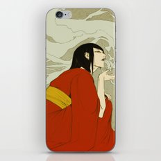 volcano -day version- iPhone & iPod Skin